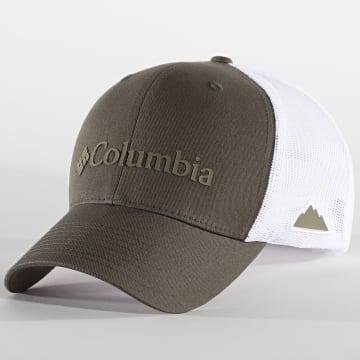 Columbia - Casquette Trucker Mesh Vert Kaki