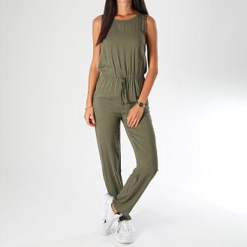 Only - Combinaison Femme Summer Lace Vert Kaki