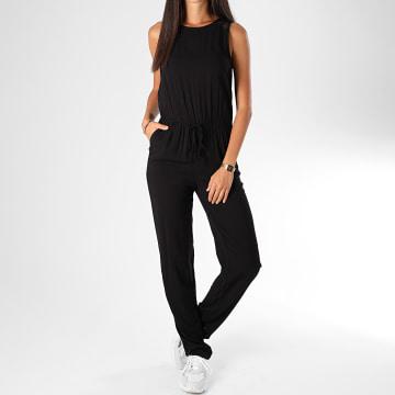 Only - Combinaison Femme Summer Lace Noir