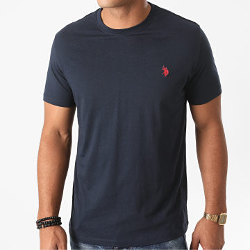 US Polo ASSN - Tee Shirt USPA Bleu Marine