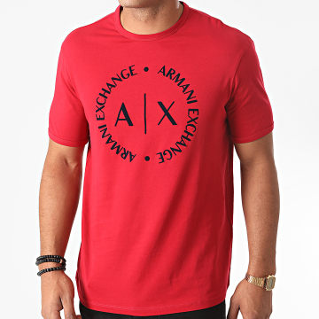 Armani Exchange - Tee Shirt 8NZTCD-Z8H4Z Rouge