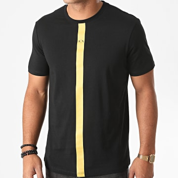 Armani Exchange - Tee Shirt 6HZTAT-ZJ2HZ Noir