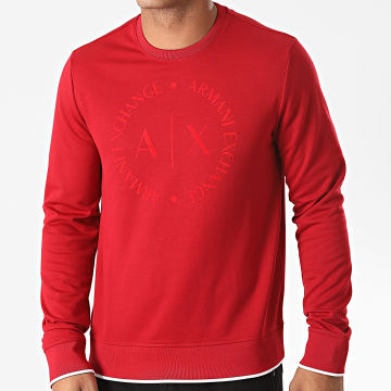 Armani Exchange - Sweat Crewneck 8NZM87-Z9N1Z Rouge