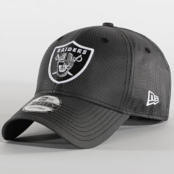 New Era - Casquette 9Forty Heatherweight 12489996 Oakland Raiders Gris