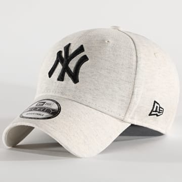 New Era - Casquette 9Forty Jersey Essential 12490231 New York Yankees Beige