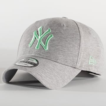 New Era - Casquette Jersey Essential 12490232 New York Yankees Gris Chiné