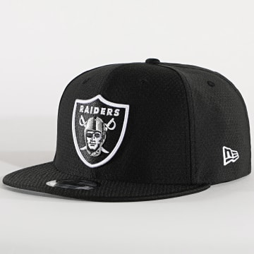 New Era - Casquette Snapback 9Fifty Rex Tec 12490255 Oakland Raiders Noir