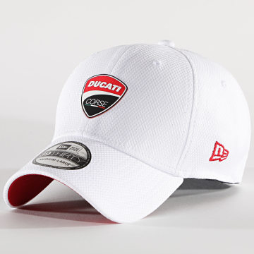 New Era - Casquette Fitted 39Thirty 12500197 Ducati Blanc