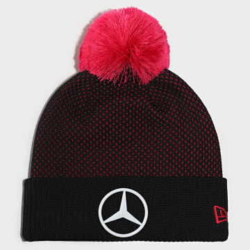New Era - Bonnet Engineered Knit 12502288 AMG Mercedes Noir Rose