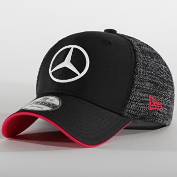 New Era - Casquette 9Forty Sandwich 12502279 AMG Mercedes Noir
