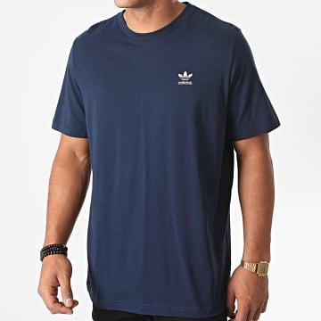 Adidas Originals - Tee Shirt Essential GD2542 Bleu Marine