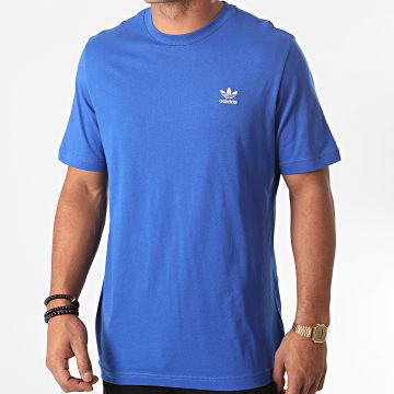 Adidas Originals - Tee Shirt Essential GD2538 Bleu Roi