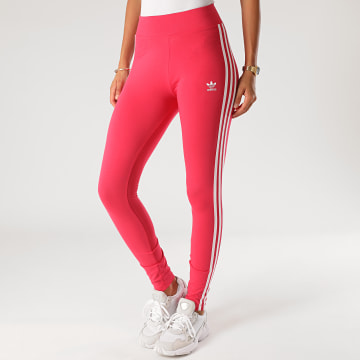 Adidas Originals - Legging Femme A Bandes GD2369 Rose Fushia