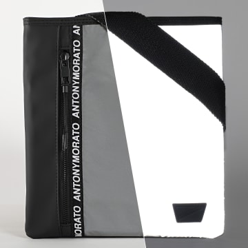 Antony Morato - Sacoche MMAB00227 Réfléchissant Noir