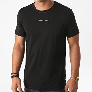 Project X - Tee Shirt 2010138 Noir