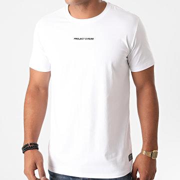 Project X - Tee Shirt 2010138 Blanc
