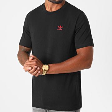 Adidas Originals - Tee Shirt GD2535 Noir Rouge