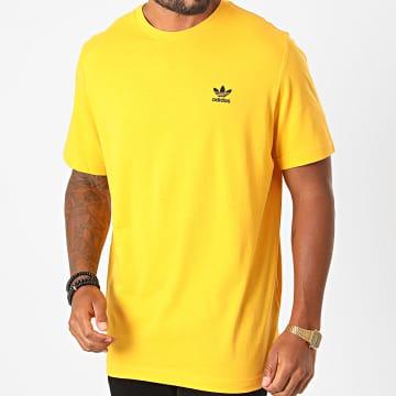 Adidas Originals - Tee Shirt Essential GD2536 Jaune