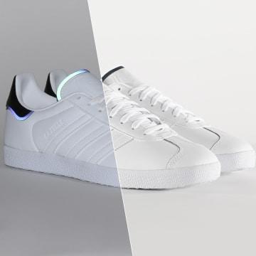 Adidas Originals - Baskets Gazelle FU9666 Footwear White Core Black