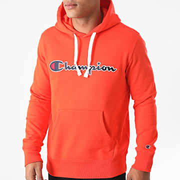 Champion - Sweat Capuche 214718 Orange