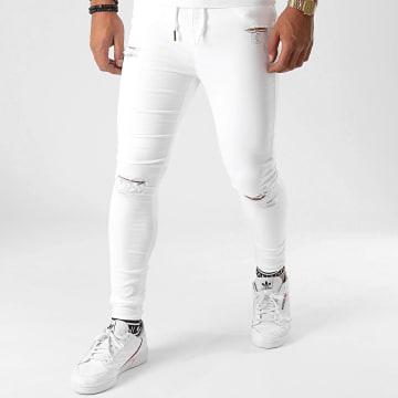 Gianni Kavanagh - Jogger Pant GKM000712 Blanc