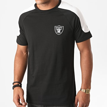 New Era - Tee Shirt A Bandes Single Jersey Oakland Raiders 12485596 Noir
