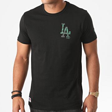 New Era - Tee Shirt MLB Digi Print Los Angeles Dodgers 12487545 Noir