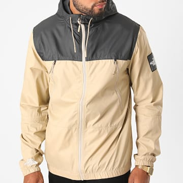 The North Face - Coupe-Vent Capuche 1990 SE A2S4Z Beige Noir