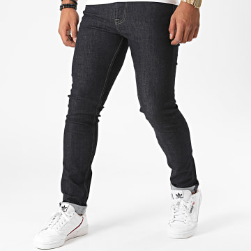 Tommy Jeans - Jean Skinny Simon 8229 Bleu Brut