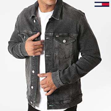Tommy Jeans - Veste Jean Regular Trucker 8467 Gris