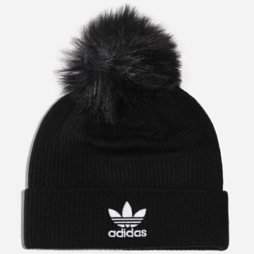 Adidas Originals - Bonnet Fur Pom ED4723 Noir