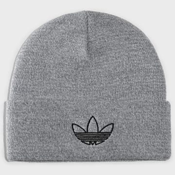 Adidas Originals - Bonnet Outline GD4563 Gris Clair Chiné