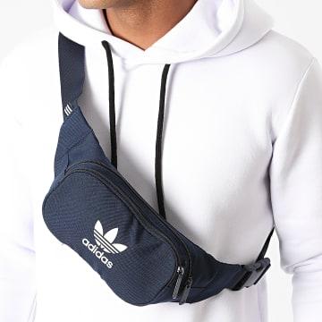 Adidas Originals - Sac Banane Essential Crossbody GD4592 Bleu Marine