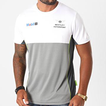 F1 et Motorsport - Tee Shirt Team Gris Blanc