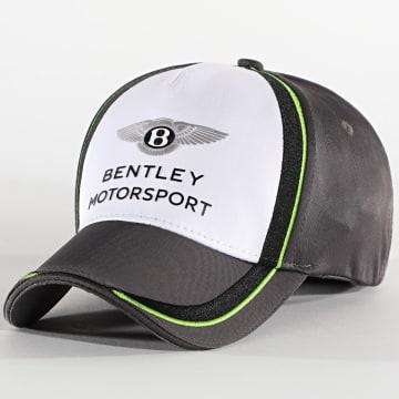 F1 et Motorsport - Casquette Team B14TC Gris