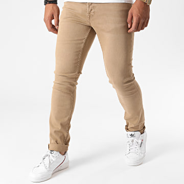 Only And Sons - Jean Slim Loom Life Twill Beige