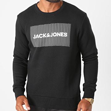 Jack And Jones - Sweat Crewneck Larsen Noir