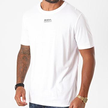 HUGO - Tee Shirt 50435529 Blanc