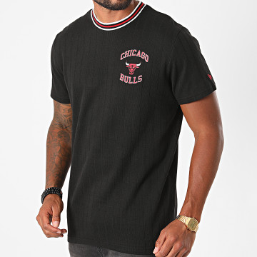 New Era - Tee Shirt Chicago Bulls 12485665 Noir