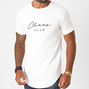 Uniplay - Tee Shirt Oversize UY506 Blanc