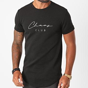 Uniplay - Tee Shirt Oversize UY506 Noir