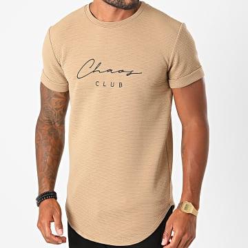 Uniplay - Tee Shirt Oversize UY506 Marron