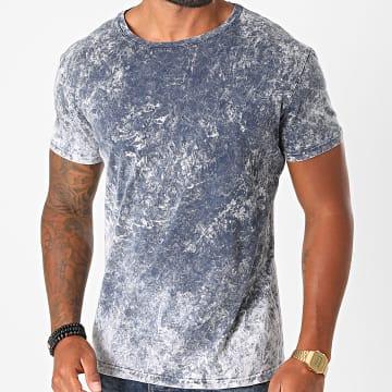 Uniplay - Tee Shirt UY512 Bleu