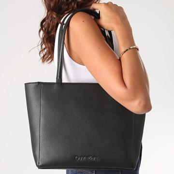 Calvin Klein - Sac A Main Femme Bax Shopper 6665 Noir