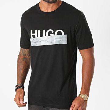 HUGO - Tee Shirt 50436413 Noir