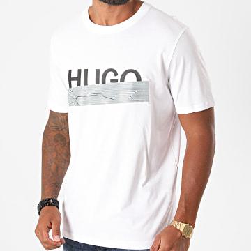 HUGO - Tee Shirt 50436413 Blanc