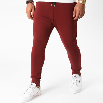 LBO - Pantalon Jogging 1380 Bordeaux