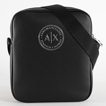 Armani Exchange - Sacoche Messenger 952291-0A825 Noir