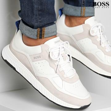 BOSS - Baskets Titanium Runn 50440763 White