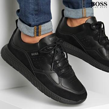 BOSS - Baskets Titanium Runn 50440763 Black